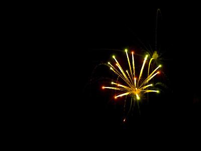Byron Fireworks 2015
