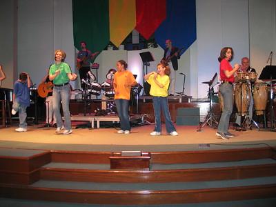 2005- Children's Program