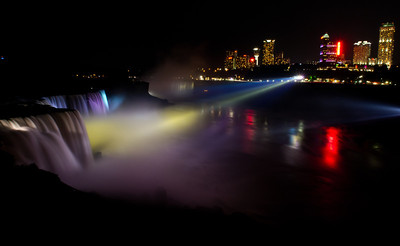 Niagara Falls 2012 - The Park