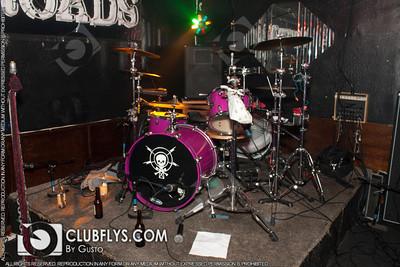 2012-11-21 [Rock the Mic Wednesdays, The Crossroads Nightclub, Fresno, CA]