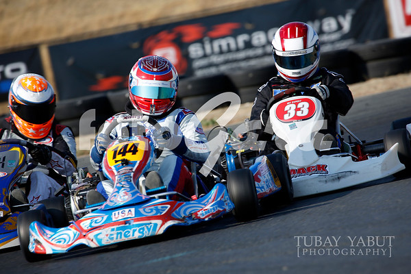 IKF 4-Cycle Sprint Grand Nationals @ SPKC Day1