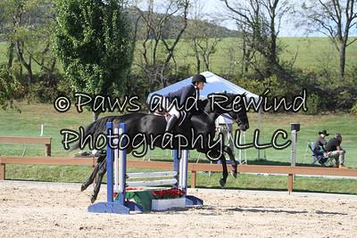 Saturday: Pre Children's Horse