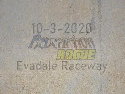 10-3-2020 Evadale Raceway 'Redemption Goes Rogue'