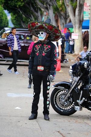 Los Muertos Uptown - Dia De Los Muertos Art and Music Festival 2018