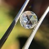 .91ct Antique Rose Cut Diamond GIA J SI2 8