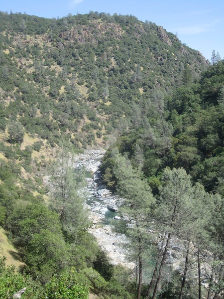 South Yuba River at Bridgeport