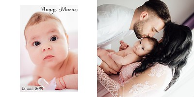 Album - Anays Maria - Botez