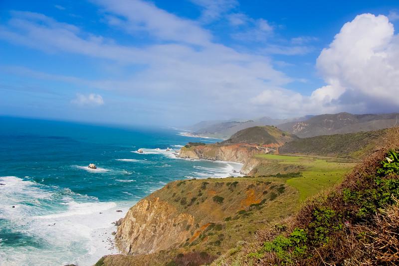 Monterey, CA area 2016