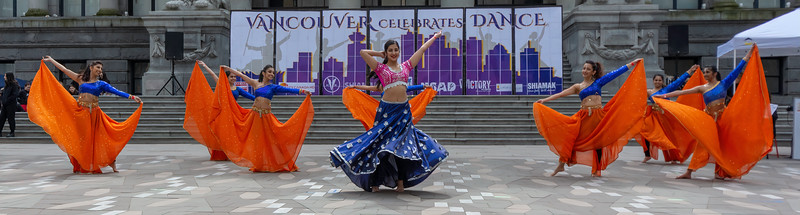 Shiamak Celebration of Dance Vancouver 21 April 2019