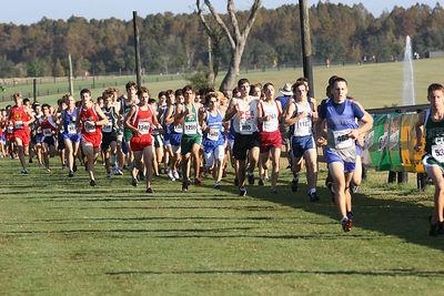 State 1A Boys race