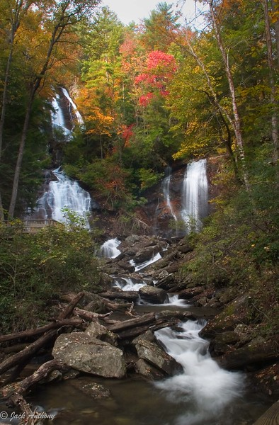 Anna Ruby Falls, White County, GA
