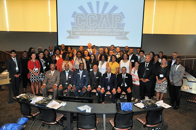 The Collegiate Career Advancement Program June 4, 2016