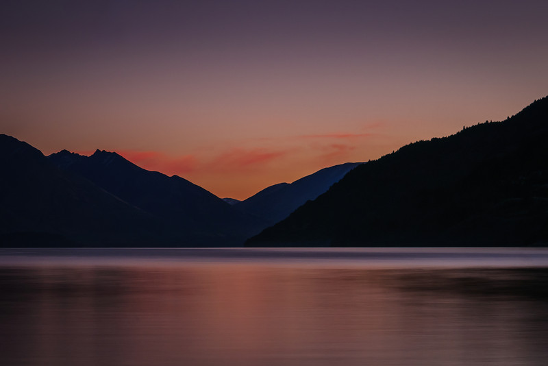 Wakatipu Twilight, Queenstown