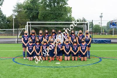 2020-09-12 SHA Freshman and JV Girls Field Hockey