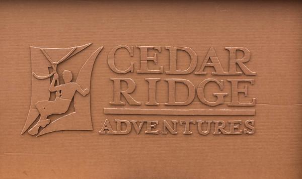 Cedar Ridge Cardboard Sled Derby