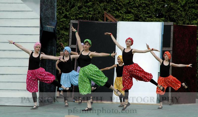 Adult Cast Dress Rehersal 7/11/07