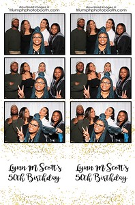 11/2/19 - Lynn M Scott's 50th
