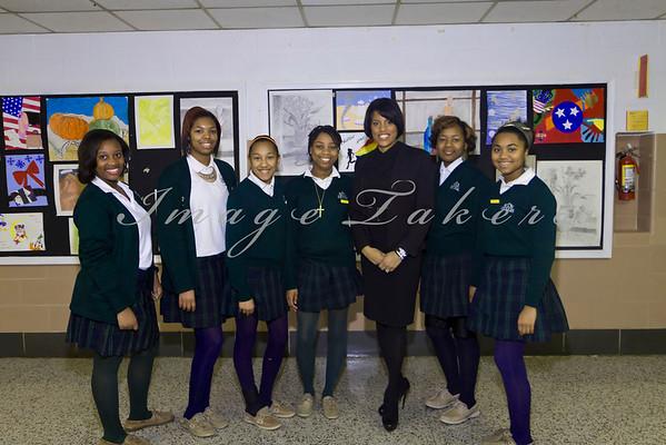 2012-2013 Black History Assembly