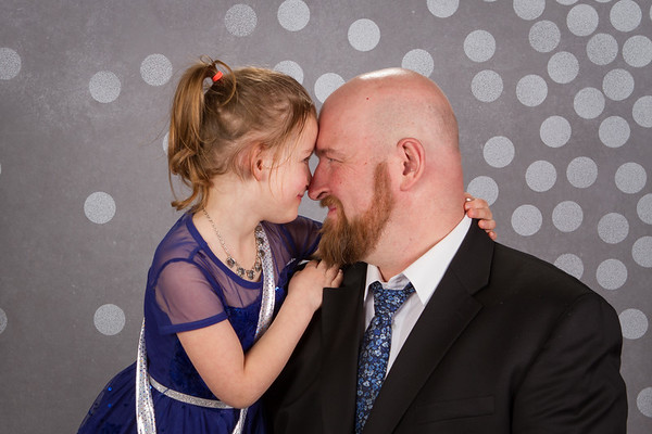 Father Daughter:  Bloomquist