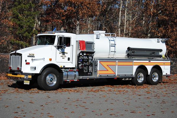 Ridgeway Fire Company-Station 34