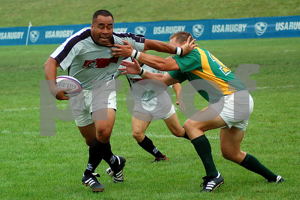 Pacific Men rugby