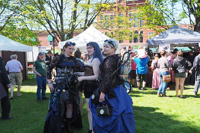 MA, Waltham - Watch City Steampunk Festival, 2019
