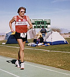 Individuals - Al Howie at a 3-day ultra in Arizona