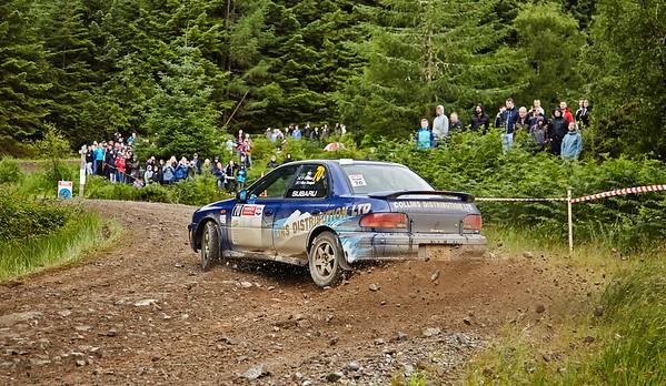 Argyll Car Rally