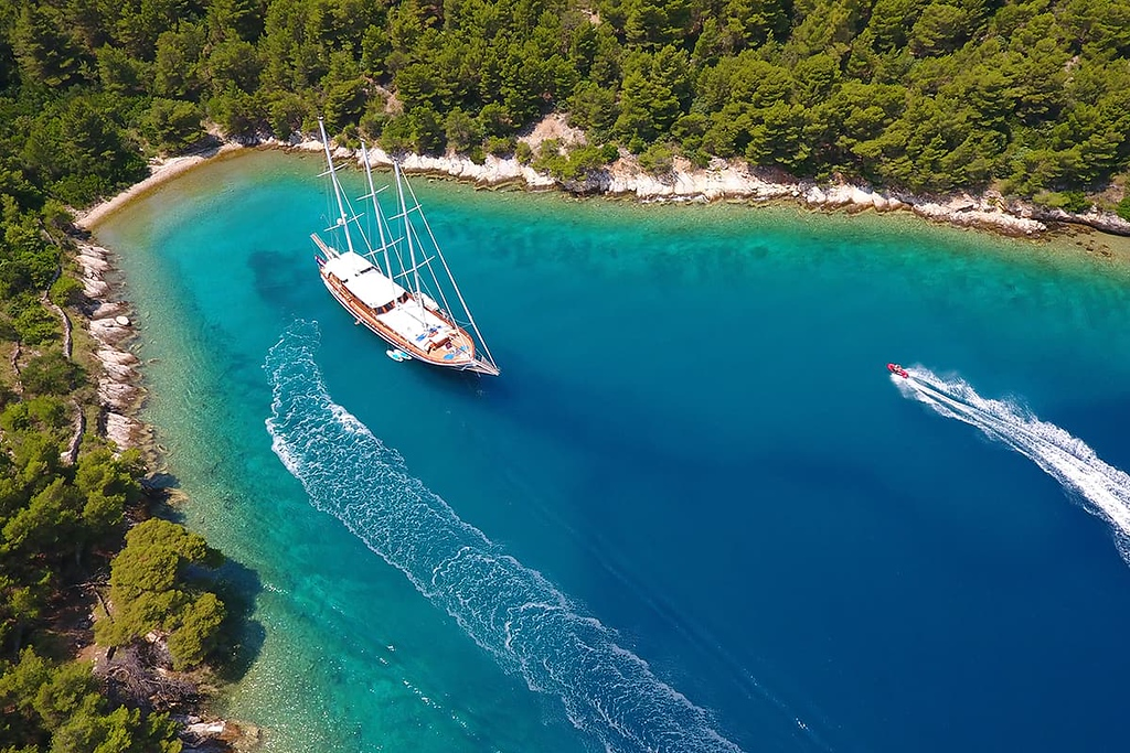 Croatia Islands to Visit by Yacht