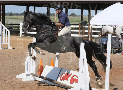 May 2011 O'Connor Clinic at Holly Hill - Jumping