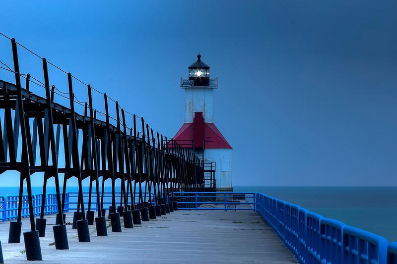 Saint Joseph Inner Range Lighthouse