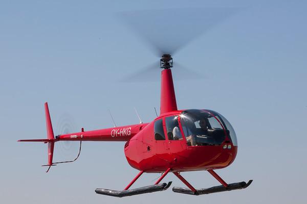 OY-HKG - Robinson R44 Clipper II
