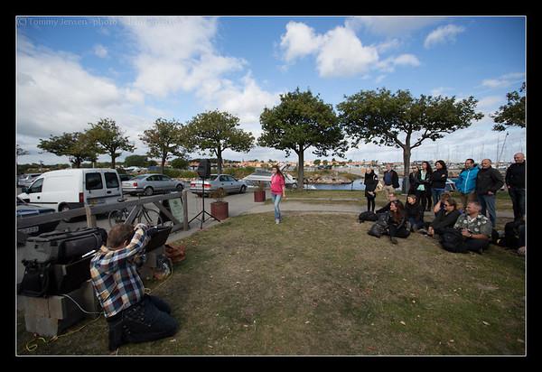 Model vs Fotograf 2012 dragør Fort