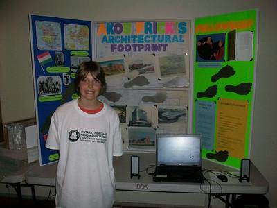 2012 - Sudbury Regional Heritage Fair