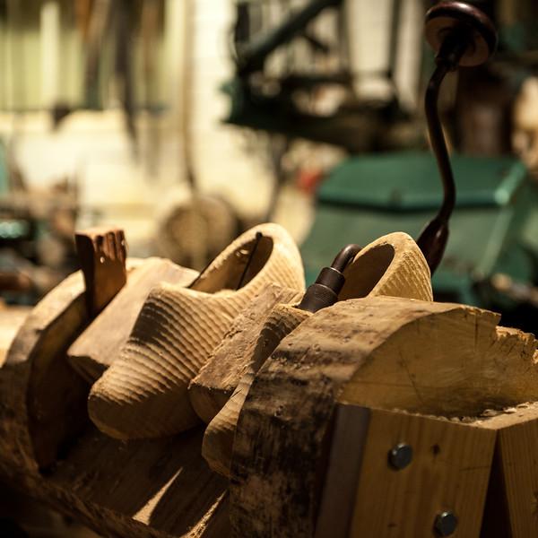 Marken Wooden Shoes