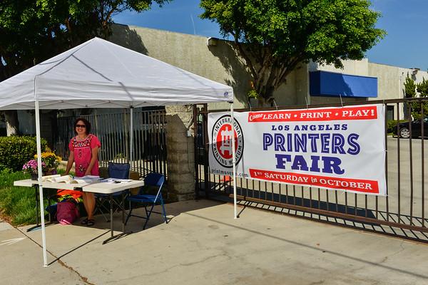 L.A. Printers fair 10-2014
