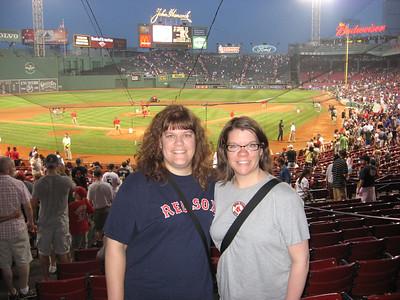 2007 June 2 - Red Sox vs Yankees - Fenway Park