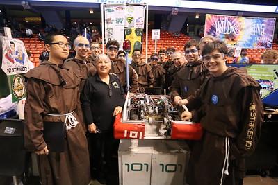 2016-04-01 Robotics Tournament