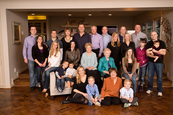 2014-01-04 Crowder Family Portraits