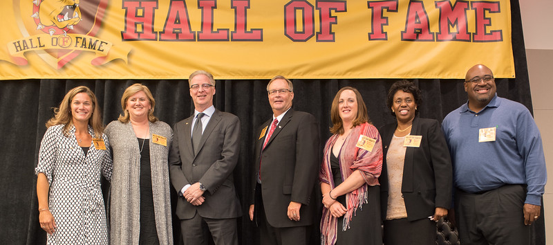 2017 Athletic Hall of Fame