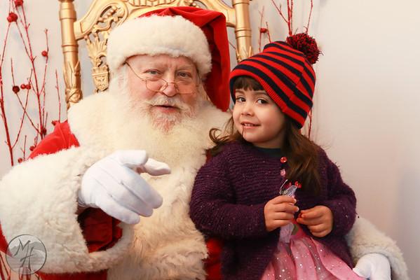 Favorite Santa Portraits from 2015