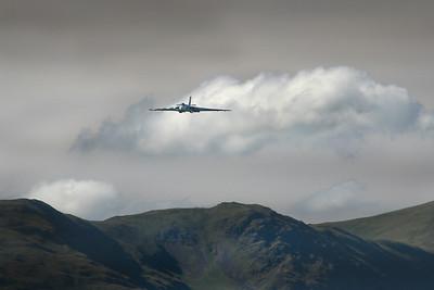 The Lakes aircraft
