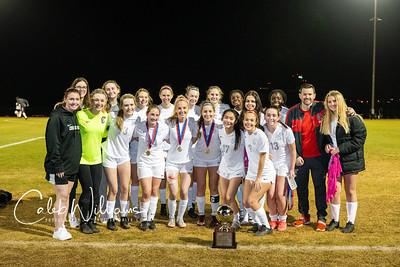 CCS Girls Soccer @ OCS tournament 3-6-21