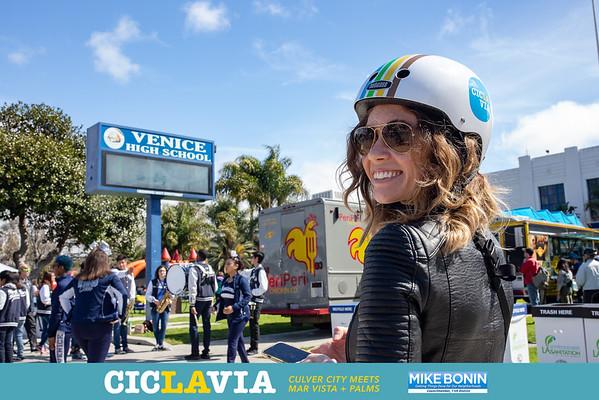 2019 CicLAvia - Culver City Meets Mar Vista + Palms. All event photos.
