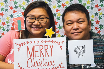 O&G Research Coordinator's Christmas Party 2017