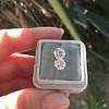 2.88ctw Old European Cut Diamond Pair, GIA I/VVS2 &  GIA H VS1 15