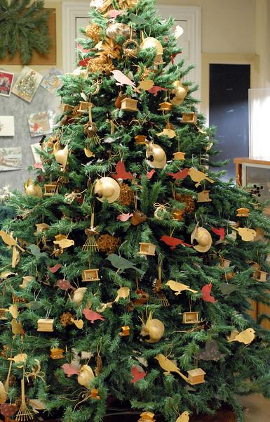 Sellersville Museum Tree Exhibit