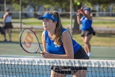 DHS Girls Tennis 08-31-2020