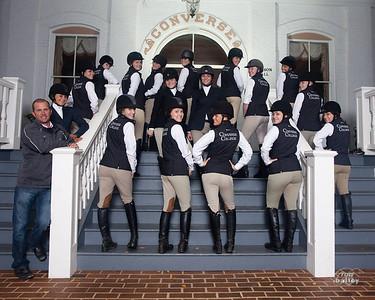 Equestrain Team 2011-2012
