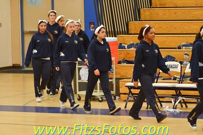 Halftime Girls vs. MVHS